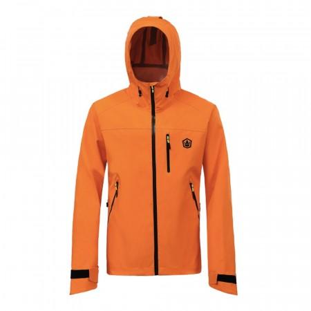 16a179545 Northwestern Capt. Sig Bering Allværsjakke Orange
