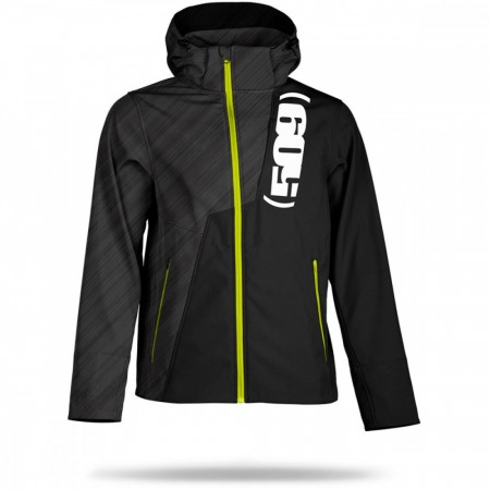 509 Tactical Softshell Jacket Black Ops Hi-vis