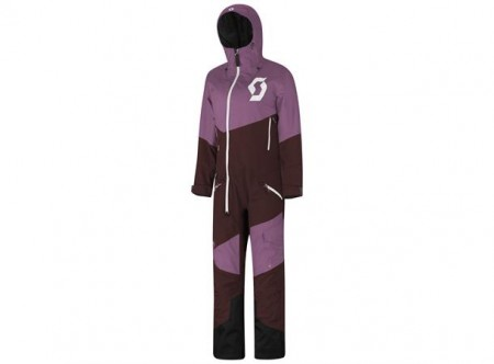 Scott Back-x Monosuit Dame