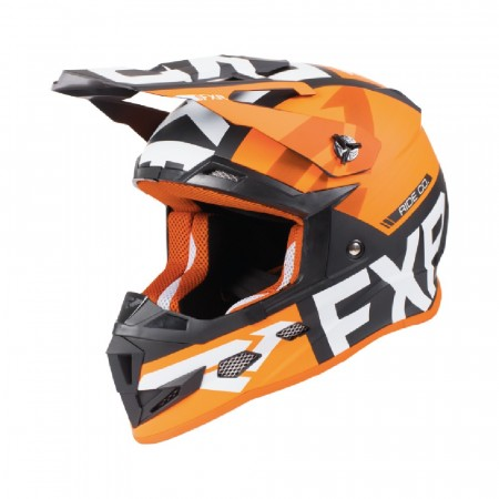 FXR Boost Evo Sort/Orange Barn & Ungdom
