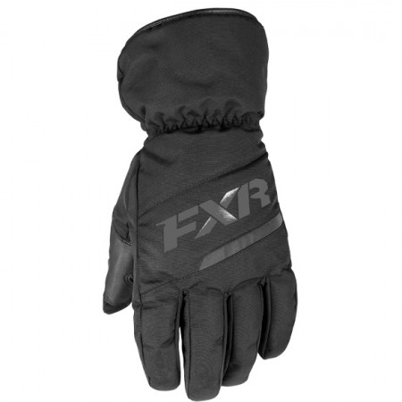 Fxr Youth Octane Glove Black