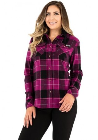 Fxr Timber W Flannel Shirt