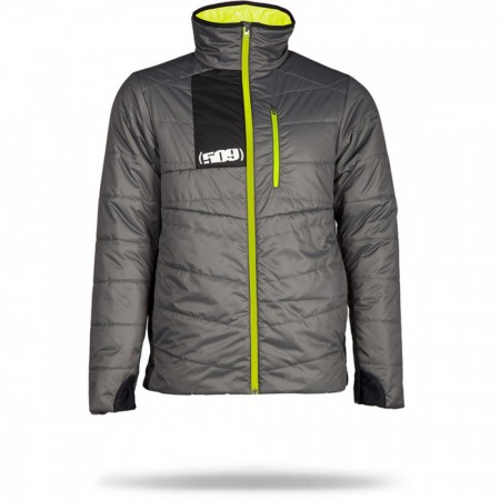 509 Syn Loft Insulated Jacket Gray Hi-vis