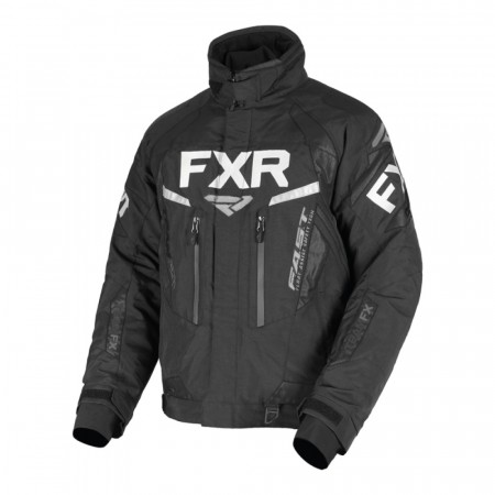 FXR Team FX Jakke Sort