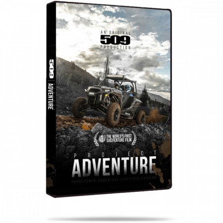 509 Project Adventure DVD
