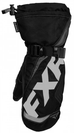 Fxr Youth Helix Race Mitt Black