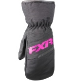 Fxr Youth Octane Mitt Black
