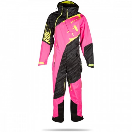 509 Allied Föret Monosuit Rosa