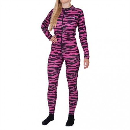 Jethwear Full Suit Woman Pink Tiger