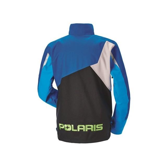 Polaris X Over Jakke Blå | Sledhead.no Stort utvalg av